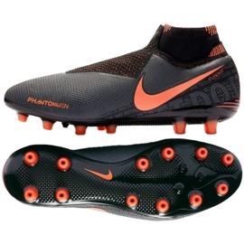 Zapatillas de fútbol Nike Phantom Vsn Elite Df Ag Pro M AO3261-080 negro
