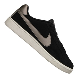 Zapatillas Nike Court Royale Suede M 819802-005 negro