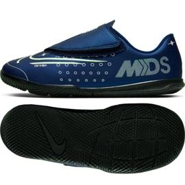 Zapatillas de interior Nike Mercurial Vapor 13 Club Mds Ic PS (V) Jr CJ1176-401 marina