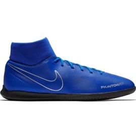 Zapatillas de fútbol Nike Phantom Vsn Club Df Ic M AO3271 400 azul azul