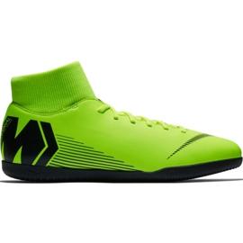 Zapatillas de fútbol Nike Mercurial Superfly X 6 Club Ic M AH7371 701 verde