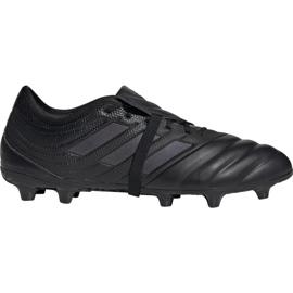 Adidas Copa Gloro 19.2 Fg M F35489 Calzado de fútbol negro