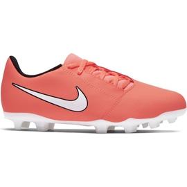 Zapatillas de fútbol Nike Phantom Venom Club Fg Jr AO0396-810 naranja naranja