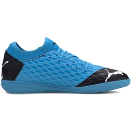 Zapatillas de interior Puma Future 5.4 It M 105804 01 azul azul
