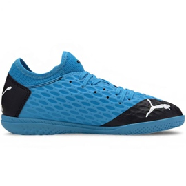 Zapatillas de interior Puma Future 5.4 It Jr 105814 01 azul