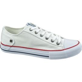 Zapatos Big Star W DD274336 blanco