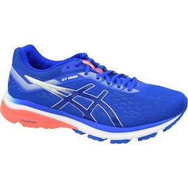 Zapatillas Asics GT-1000 7 M 1011A042-405 azul