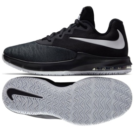Zapatillas Nike Air Max Infuriate Iii Low AJ5898-001 negro
