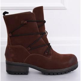 Botas marrones en un marrón K1936104 Marron