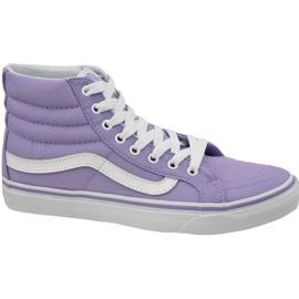 Vans Sk8-Hi Slim W VA32R2MMD púrpura