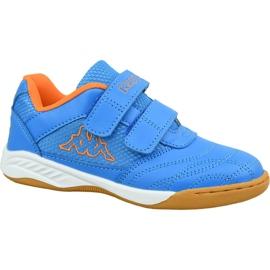 Zapatillas Kappa Kickoff K Jr 260509K-6044 azul