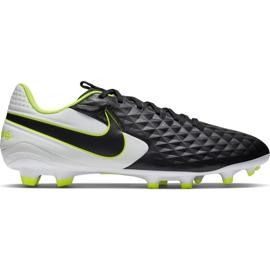 Zapatillas de fútbol Nike Tiempo Legend 8 Academy FG / MG M AT5292-007 negro negro
