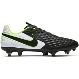 Zapatillas de fútbol Nike Tiempo Legend 8 Academy Sg Pro Ac M AT6014-007 negro negro