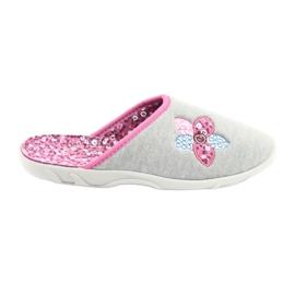 Zapatos de mujer color befado 235D155 gris