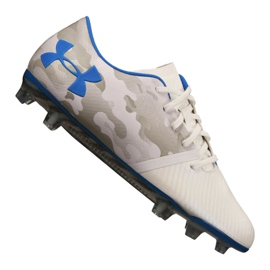 Zapatillas Under Armour Spotlight Fg M 3021747-400 gris