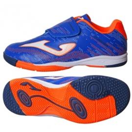 Zapatillas de interior Joma Champion 2004 In Jr CHJS.2004.IN azul azul