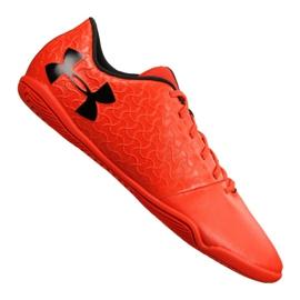 Zapatillas de interior Under Armour Magnetico Select Ic M 3000 117-600 naranja rojo