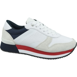 Tommy Hilfiger Active City Sneaker W FW0FW04304 020 blanco