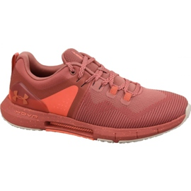 Zapatos Under Armour en Hovr Rise W 3022208-602 rojo