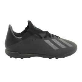 Botas de fútbol adidas X 19.3 Tf M F35373 negro