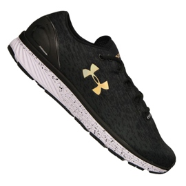 Under Armour Charged Bandit 3 Ombre M 3020119-001 zapatos negro