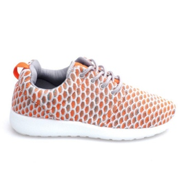 Roshe KA537 Orange Zapatillas deportivas para correr naranja