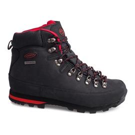 Zapatillas Trekking Profesionales 6540 Negro