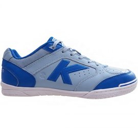 Zapatillas de interior Kelme Precision Elite 2.0 Indoor 55871 9421 azul azul