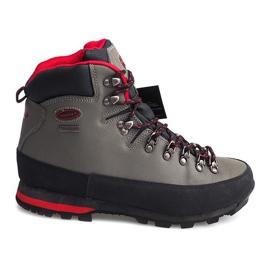 Zapatillas Trekking Profesionales 6540 Gris