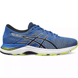 Zapatillas de running Asics Gel-Flux 5 M 1011A724 400 azul