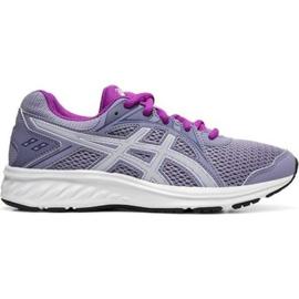 Zapatillas Asics Jolt 2 Gs Jr 1014A035-500 púrpura
