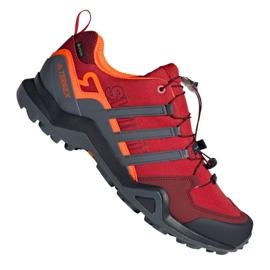 Adidas Terrex Swift R2 Gtx M G26554 zapatos rojo