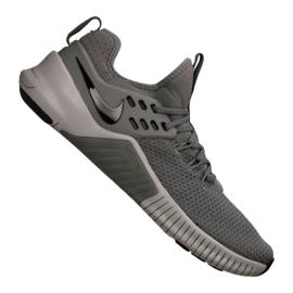 Zapatillas Nike Free Metcon M AH8141-006 gris