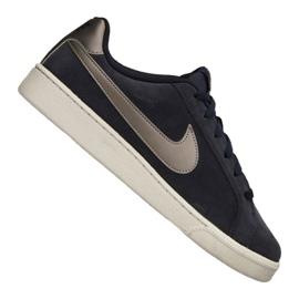 Zapatillas Nike Court Royale Suede M 819802-403 marina
