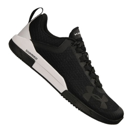 Zapatillas Under Armour Charged Legend Tr M 1293035-003 negro