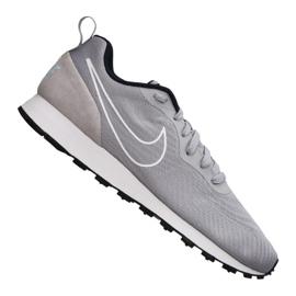 Nike Md Runner 2 Mesh M 902815-001 zapatos gris