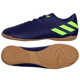 Zapatillas Adidas Nemeziz Messi 19.3 In M EF1810 azul marino marina
