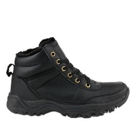 Zapato aislante negro GT-9578-1