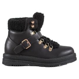 Elegantes botas VICES negro