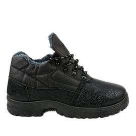 Zapatillas de trekking 7M700 negras negro