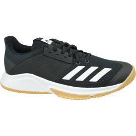 Zapatillas de voleibol Adidas Crazyflight Team M D97701 negro negro