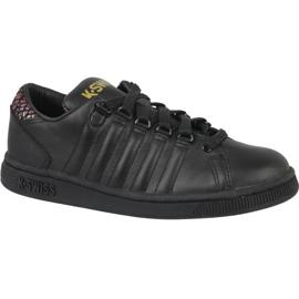 Zapatillas K-Swiss Lozan Iii Tt Jr 95294-016 negro