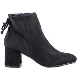 Goodin Botas con estilo negro