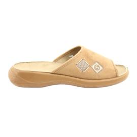 Zapatos de mujer befado pu 442D186 marrón