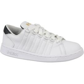 Zapatillas K-Swiss Lozan Iii Tt Jr 95294-197 blanco