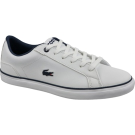 Zapatillas Lacoste Lerond Bl 2 Jr 737CUJ0027042 blanco