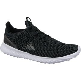 Zapatos Kappa Deft 242684-1110 negro
