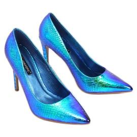 Pernos holográficos azules SY54P