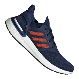 Zapatillas Adidas UltraBoost 20 M EG0693 marina