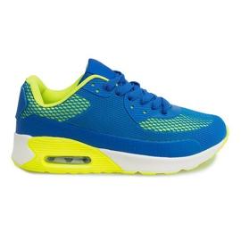 Zapatillas deportivas DN3-8 Royal azul